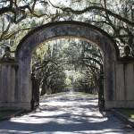 """Wormsloe Plantation Gate"" by Groecar"