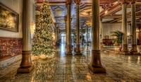 Christmas in the Driskill Mezzanine