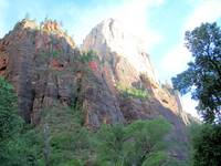 Great White Throne Zion Canyon