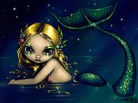 Shimmering Mermaid