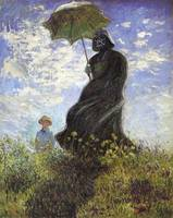 Vader with Parasol