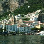 """Port of Amalfi in Afternoon"" by DonnaCorless"