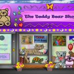 """The Teddy Bear Shop"" by ArtPrints"