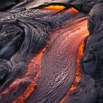 """""""Lava; flow"""" by AdrianWarren"""