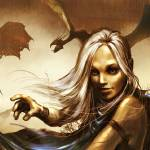 """""""Fire and blood"""" by Morano"""