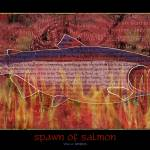 """Spawn of Salmon"" by KameraKat"