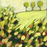 """""""Three Trees on a Hill"""" by JENLO"""