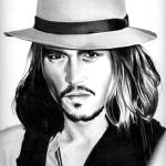 """Johnny Depp"" by Makaba"