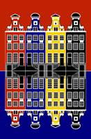 Amsterdam Architecture - Merchants' houses