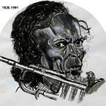 """""""Jazz Eccentric (Miles davis)"""" by davidst"""
