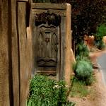 """Doors of Santa Fe"" by AllYourPrints"