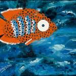 """something_pretty_fishy"" by gbensonart"