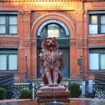 """""""Cotton Exchange Building in Savannah"""" by Groecar"""
