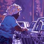 """Supermarket Shuffle"" by kennethcalvert"