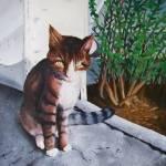 """Cat"" by randycrumbacker"