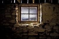 Barn Cellar Window