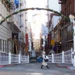 """Maiden Lane in San Francisco"" by maryanne"