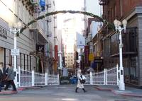 Maiden Lane in San Francisco