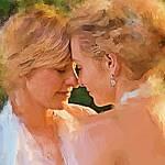 """""""Ellen and Portia"""