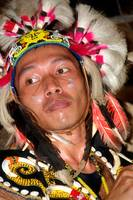 Dayak From Kalimantan