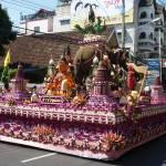 """""""Chiang Mai Flower Parade 2"""" by vampireskunk"""