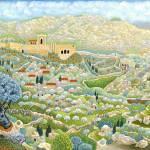 """""""Yerushalaim ir shalom"""" by Nachshonart"""