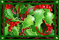 Christmas Holly and Berries