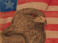 Flag And Eagle