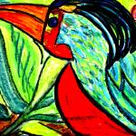 """Cucko Cachu"" by LindaArt"