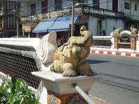 Bridge Over Chiang Mai Canal