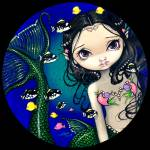 """Porthole Mermaid"" by strangeling"