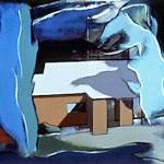 """Fallsburg Cabin"" by wmfoust"