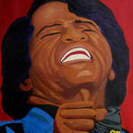 """The Godfather of Soul"" by anthonydunphy"