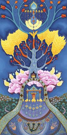 0869 the sacred tree