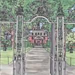 """Governors Palace Williamsburg VA"" by DanAnderton"