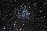 NGC 7654, an open cluster in the Cassiopeia conste