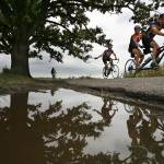 """Express Scripts MS Bike Ride: Burr Oak Reflections"" by notleyhawkins"