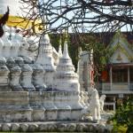 """""""Chedi Wat Bupharam Thapae Road Chiang Mai"""" by vampireskunk"""