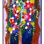 """""""Bistro Floral #8"""" by wasankari"""
