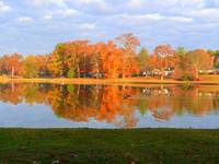 Mundys Lake Mid-Autumn