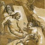 """Entombment of Christ"" by kreicher"