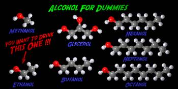 Alcohol for Dummies
