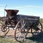 """Wagon - South Dakota Prairie"" by photosbycharlie"