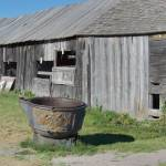 """Barn and trough"" by photosbycharlie"