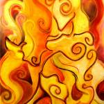 """""""Fire element"""" by JacobMesick"""