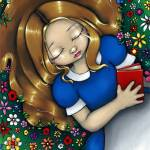 """Alice Dreaming"" by strangeling"