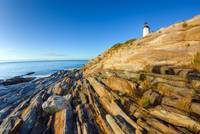 Pemaquid Point Lighthouse II by Marcus Panek