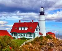 Portland Head Lighthouse by Marcus Panek