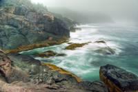 Emerald Waves by Marcus Panek