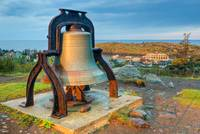 Monhegan Lighthouse Bell by Marcus Panek